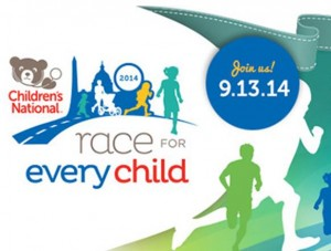 children's race logo
